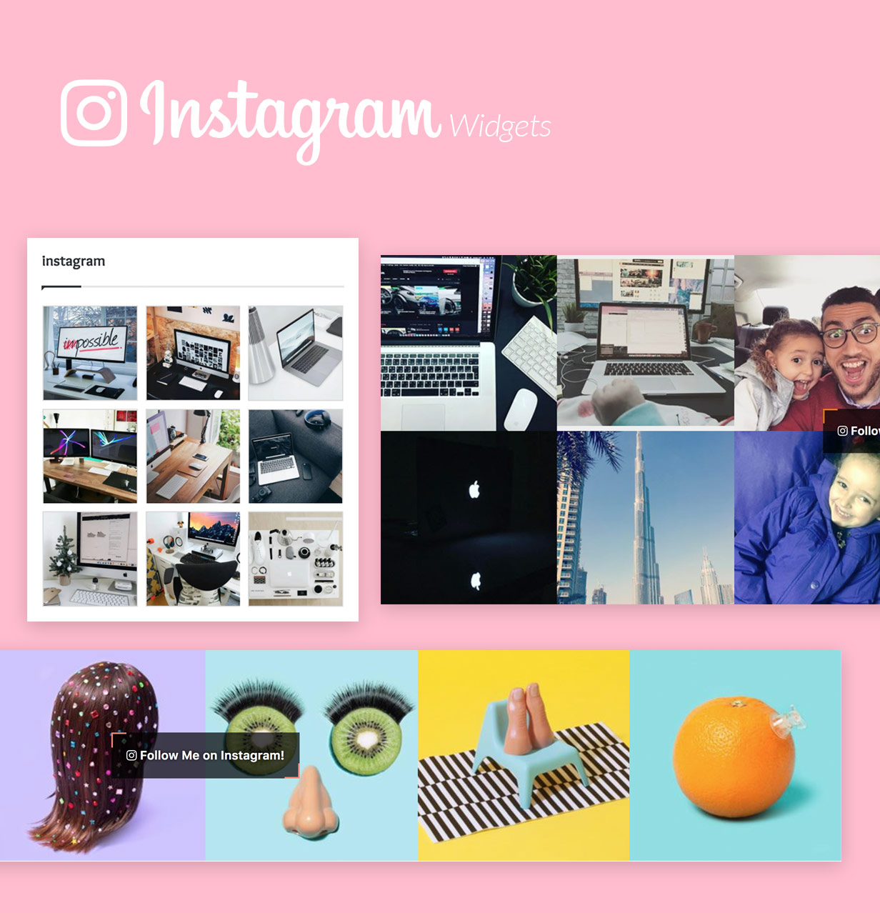 Instagram Widgets