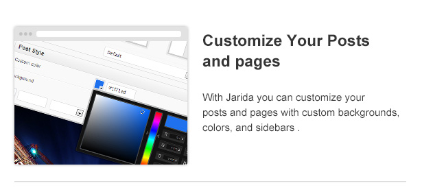 Jarida - Responsive WordPress News, Magazine, Blog Download