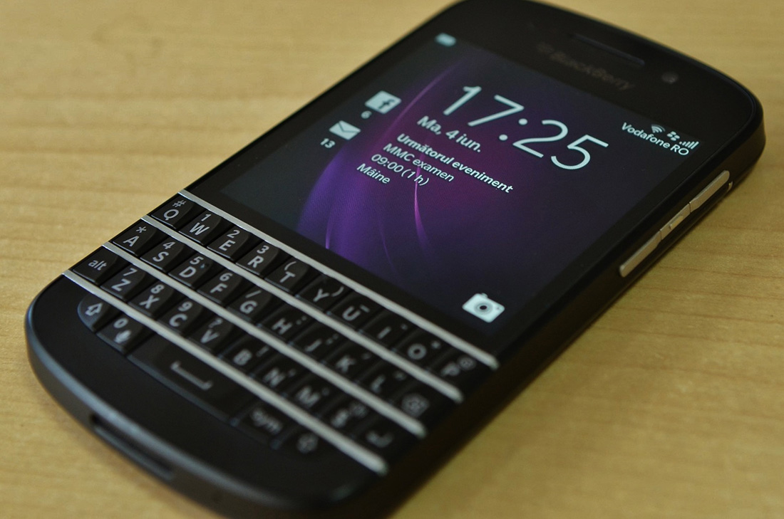 orig BlackBerry Classic review